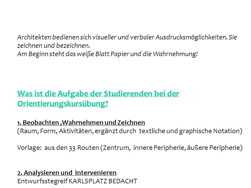 TUWEL ABGABE * Upload Zeichenblöcke und Stegreif-Dokumentation: 08.10.2012 18:00 - 14.10.2011, 23:55 Uhr (Ende KW 41) Ende OKTOBER werden die Zeugnisse ausgestellt.
