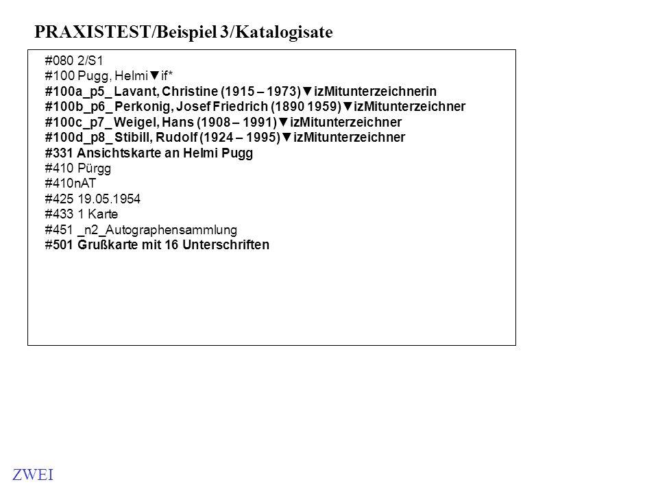 #080 2/S1 #100 Pugg, Helmiif* #100a_p5_ Lavant, Christine (1915 – 1973)izMitunterzeichnerin #100b_p6_ Perkonig, Josef Friedrich (1890 1959)izMitunterz