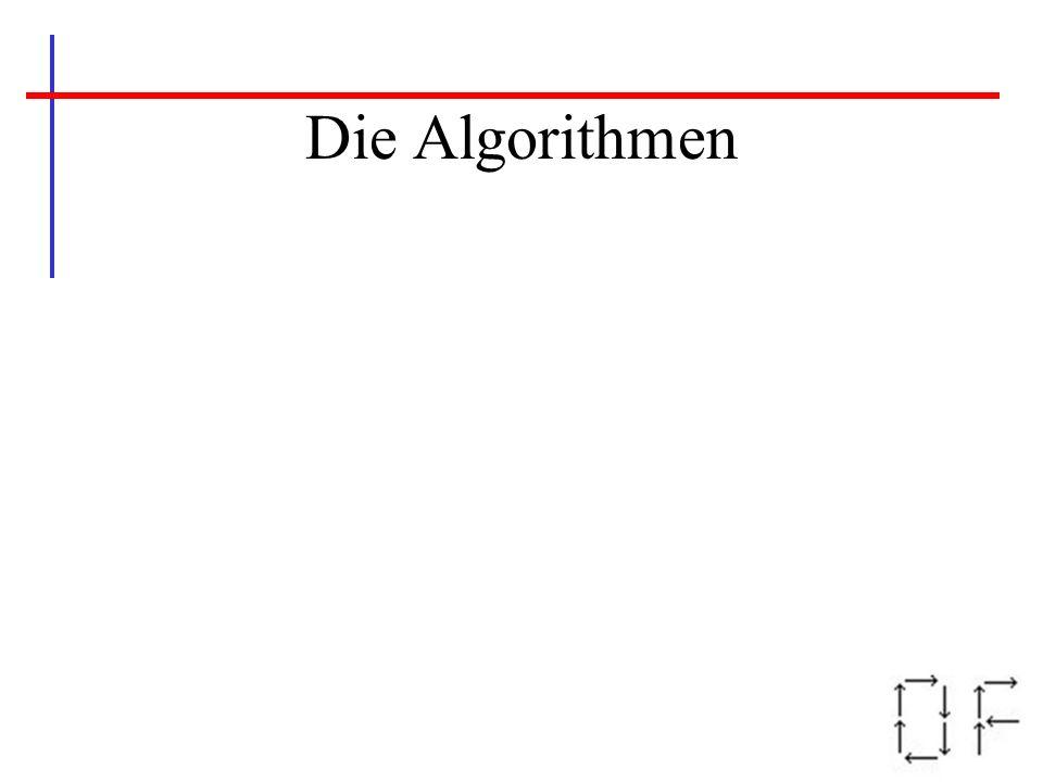 Die Algorithmen