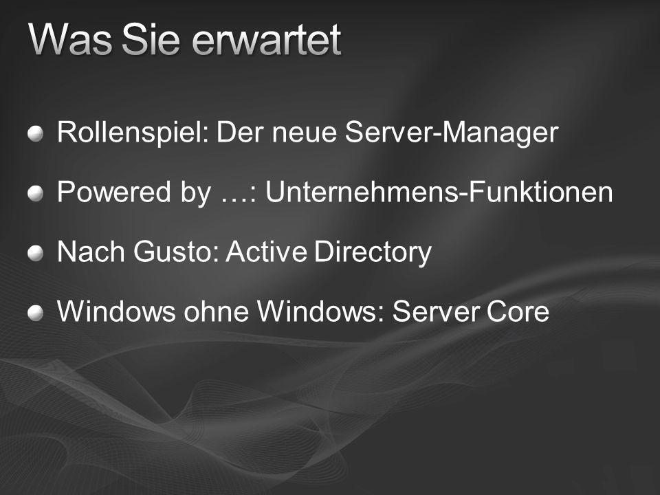 { Sicher doch … } Windows-Firewall Gruppenrichtlinien