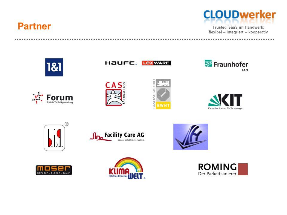 Trusted SaaS im Handwerk: flexibel – integriert – kooperativ Partner
