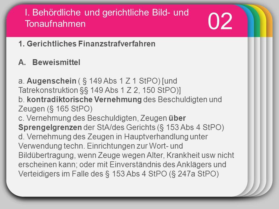 WINTER Template I.Behördliche und gerichtliche Bild- und Tonaufnahmen 03 B.