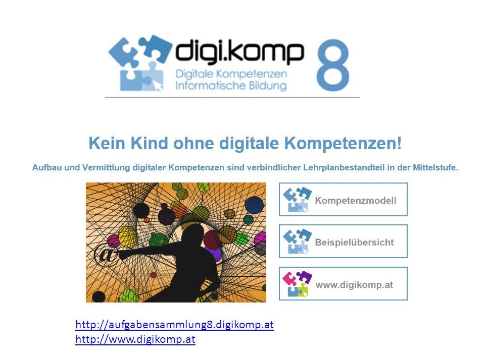 http://aufgabensammlung8.digikomp.at http://www.digikomp.at
