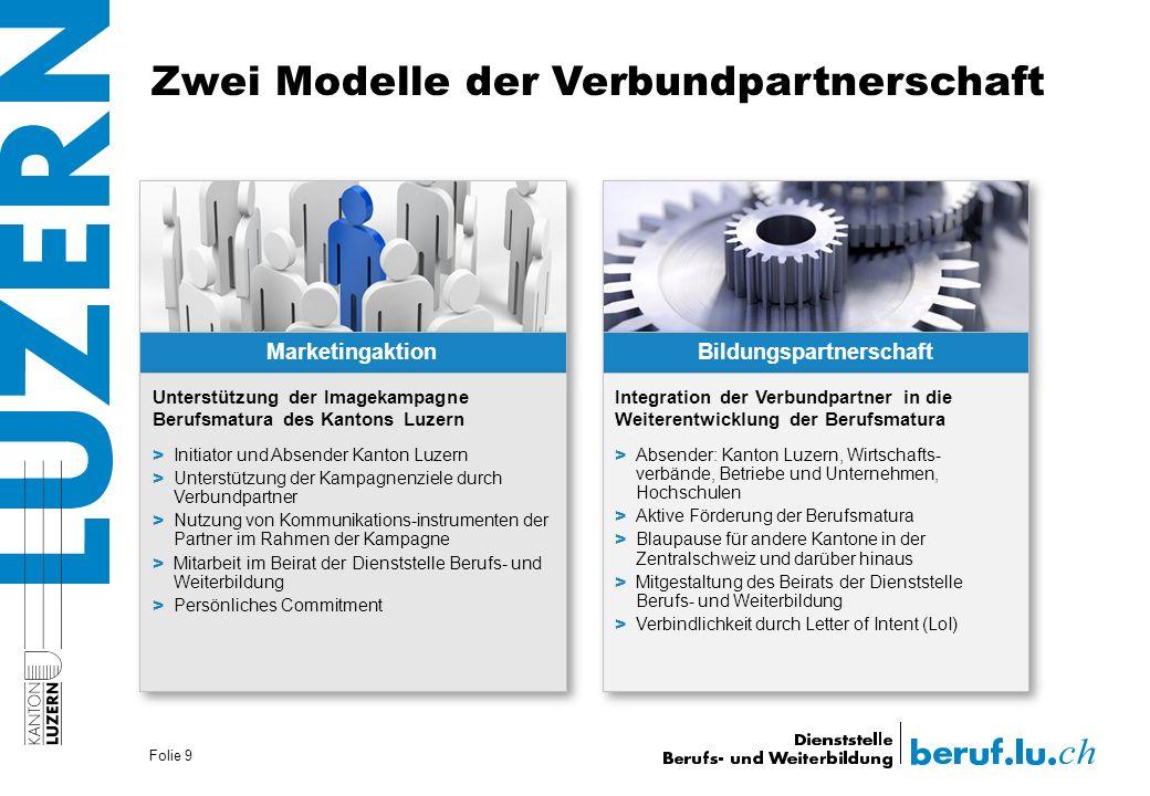 Perfektes Zusammenspiel der Partner ergibt den richtigen «Klang» Der Kanton Luzern koordiniert und «orchestriert» die Kommunikation der beteiligten Partner und Einzelpersonen.