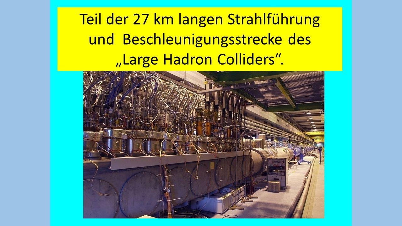 Amand Fäßler, Tübingen25 Blick auf den ATLAS-Detektor