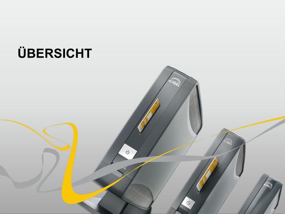 Florian Spatz, Product Marketing Manager | Page 4 IGEL Technology | Universal Desktop Converter, Okt.