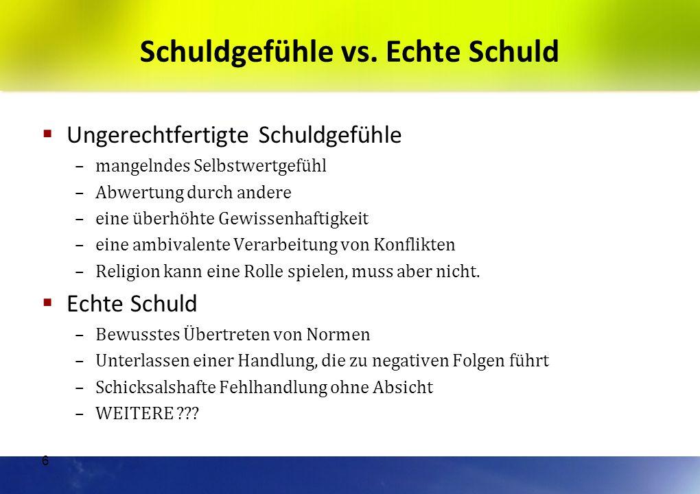 Literatur Baumeister, R.F., Exline J. J. & Sommer, K.