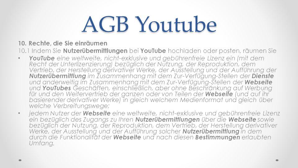 Problemstellung 80 Prozent aller Online-Videos sind auf der Plattform Youtube.