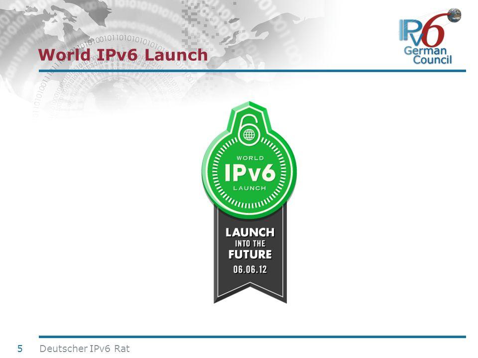 24.Juni 2010 Warum IPv6. Die letzten 5 IPv4 Netzblöcke wurden am 3.