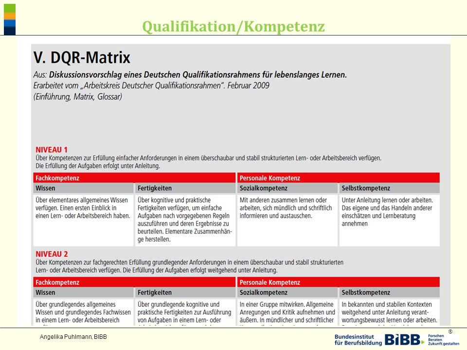 ® Qualifikation / Kompetenz Messung sozial-kommunikativer Fachkompetenzen bei medizinischen Fachangestellten (BIBB, Dr.
