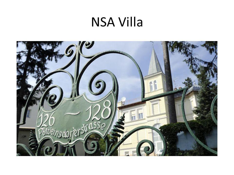 NSA Villa