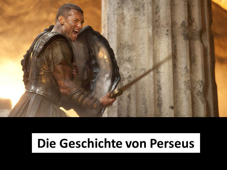 Die Geschichte von Perseus