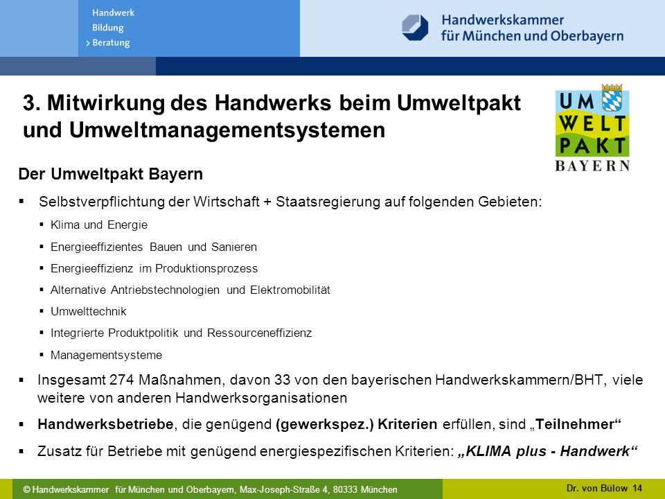 © Handwerkskammer für München und Oberbayern, Max-Joseph-Straße 4, 80333 München 3.