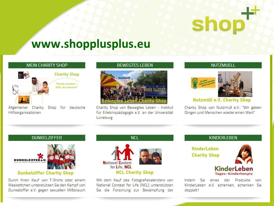 Shop plus plus: Es funktioniert.– Wir müssen nur effektiv kommunizieren...