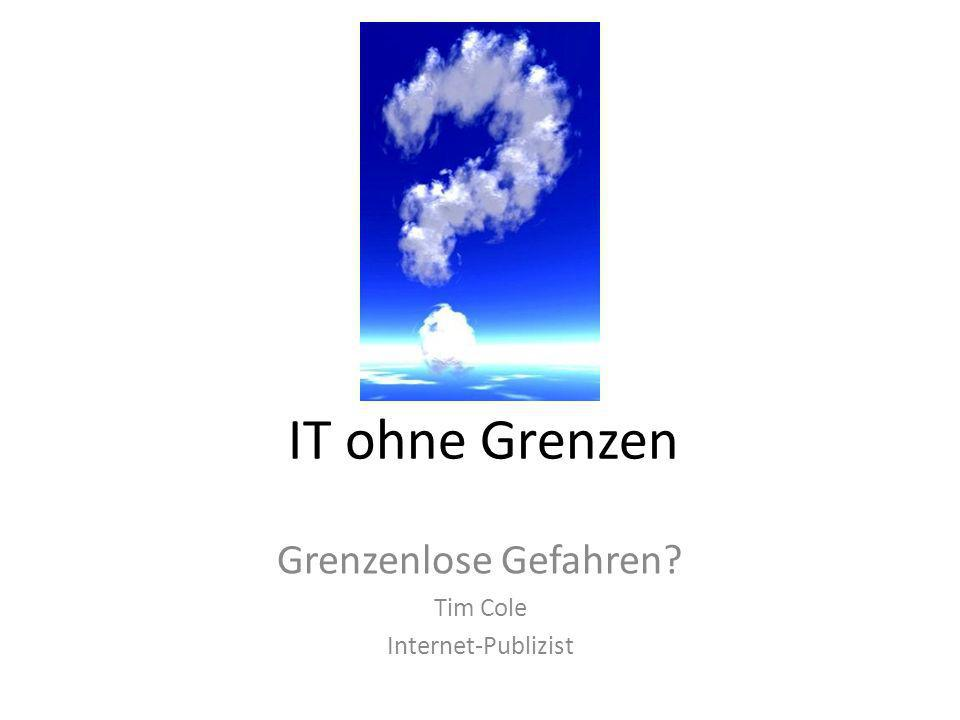 Was ist Cloud Computing.