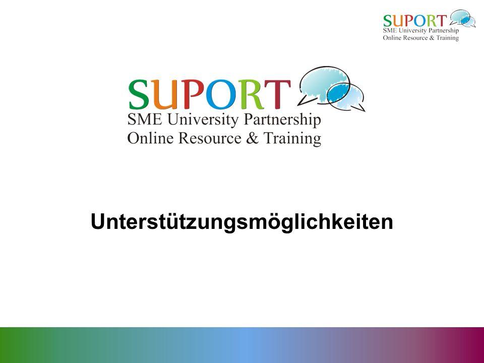 Ablaufplan KMU kooperieren mit Hochschulen 9.00 – 9.30: Anmeldung 9.30 – 9.45: Vorstellung des Ablaufplanes 9.45 – 10.15: Einführung und Eisbrecher – gegenseitiges Kennenlernen, erste Überlegungen und Gedankenaustausch zum Thema.