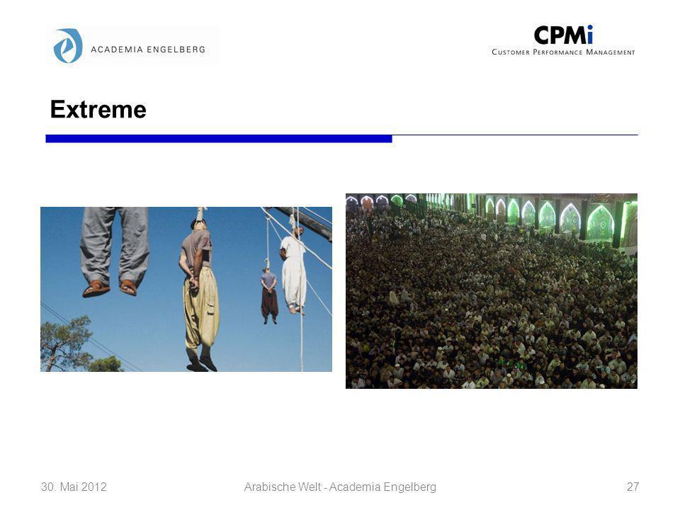 Extreme 30. Mai 201227Arabische Welt - Academia Engelberg