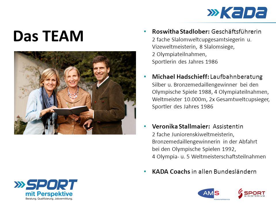 Veronika Stallmaier: Assistentin 2 fache Juniorenskiweltmeisterin, Bronzemedaillengewinnerin in der Abfahrt bei den Olympische Spielen 1992, 4 Olympia