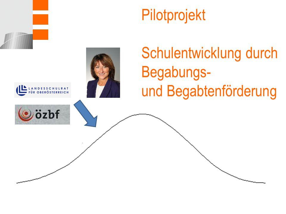 Pilotprojekt Schulentwicklung durch Begabungs- und Begabtenförderung