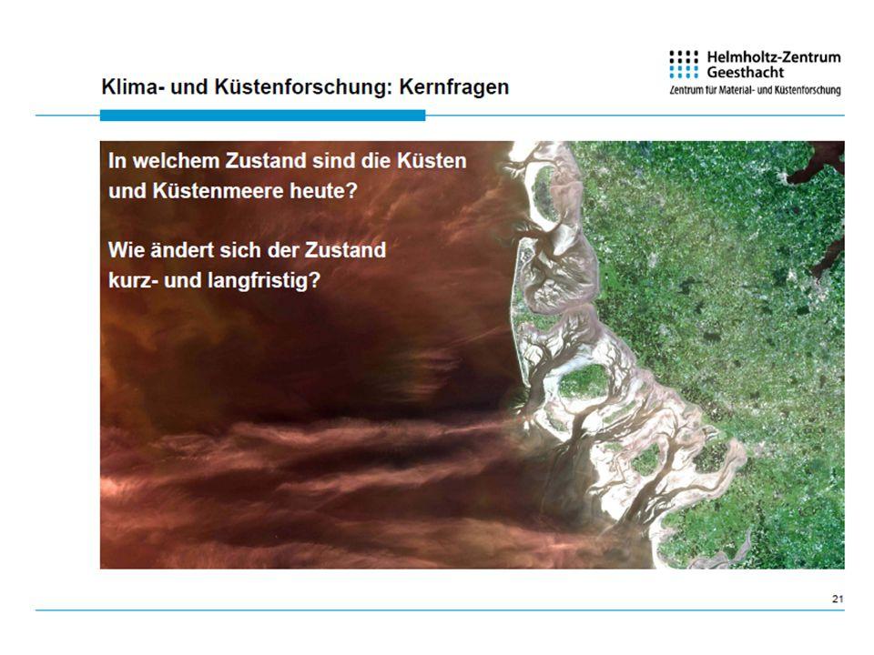 Klimawandel im Ostseeraum Hans von Storch Institut für Küstenforschung, Helmholtz Zentrum Geesthacht Klimacampus, Universität Hamburg www.baltex-research.eu