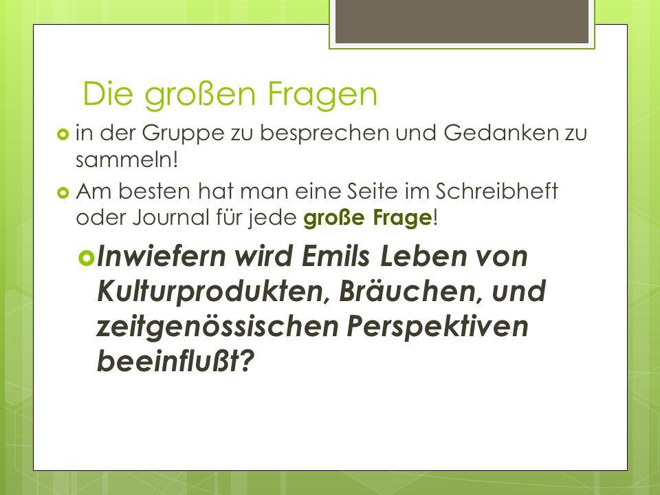 Emil hilft Köpfe waschen S.4-8 Wo hat Frau Tischbein ihr Geld.