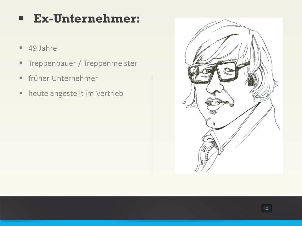 Ex-Unternehmer: 49 Jahre Treppenbauer / Treppenmeister früher Unternehmer heute angestellt im Vertrieb 2