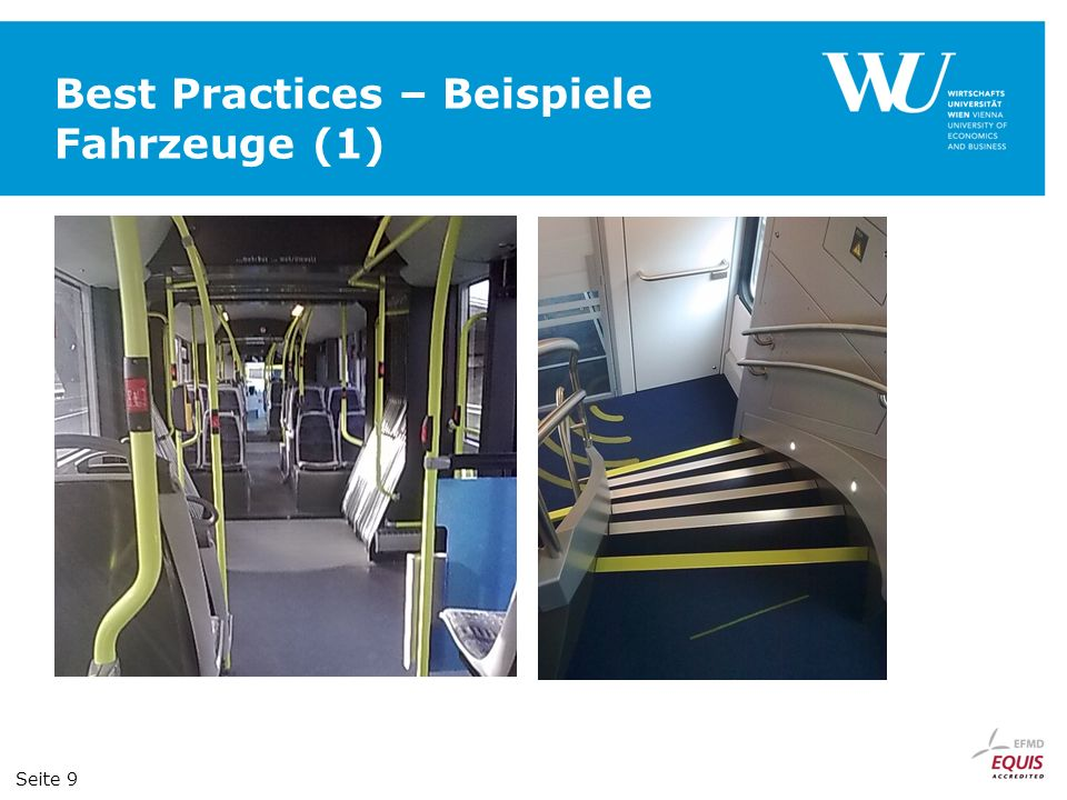 Best Practices – Beispiele Fahrzeuge (1) Seite 9