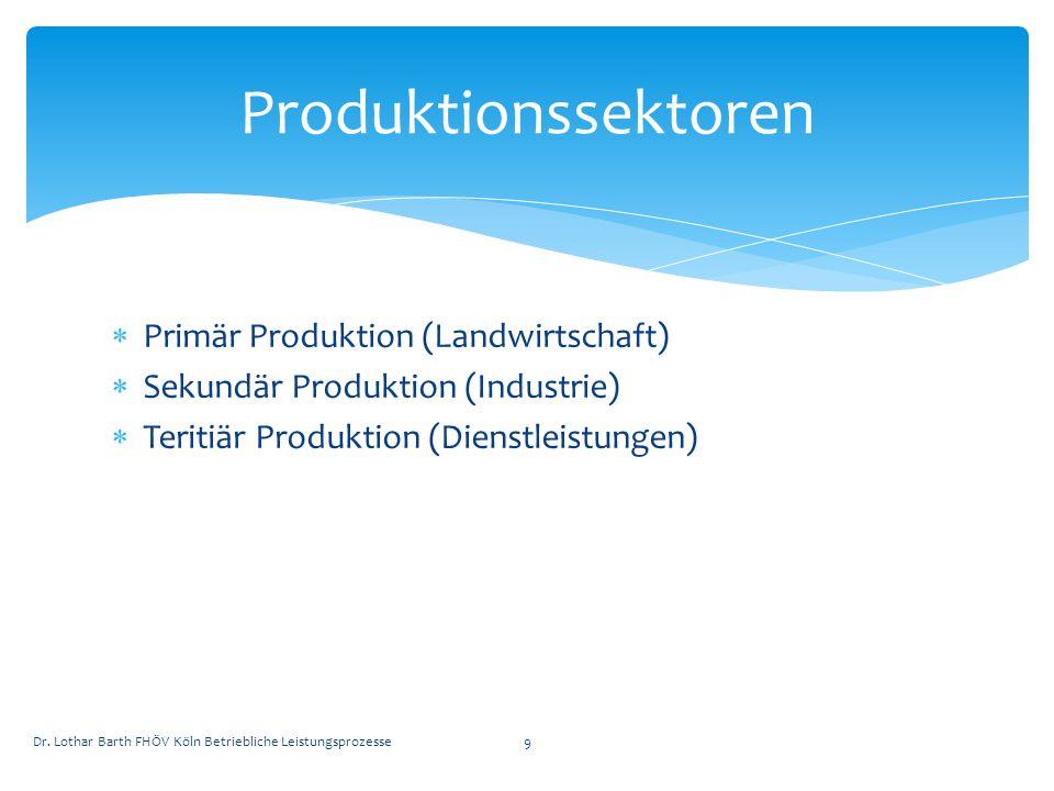 Die Produktionsplanung basiert auf Kennzahlen In der produktion muss Geld verdient werden Frage: Ab welcher Stückzahl produziert man profitabel Welches ist ein noch ausreichender Preis.