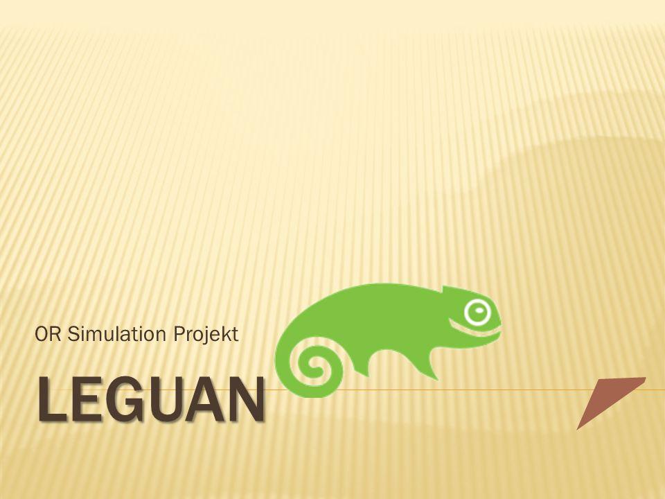 Das Projekt LEGUAN steht für Leergutannahme Analyse der auftretenden Probleme bei der Pfandrückgabe.