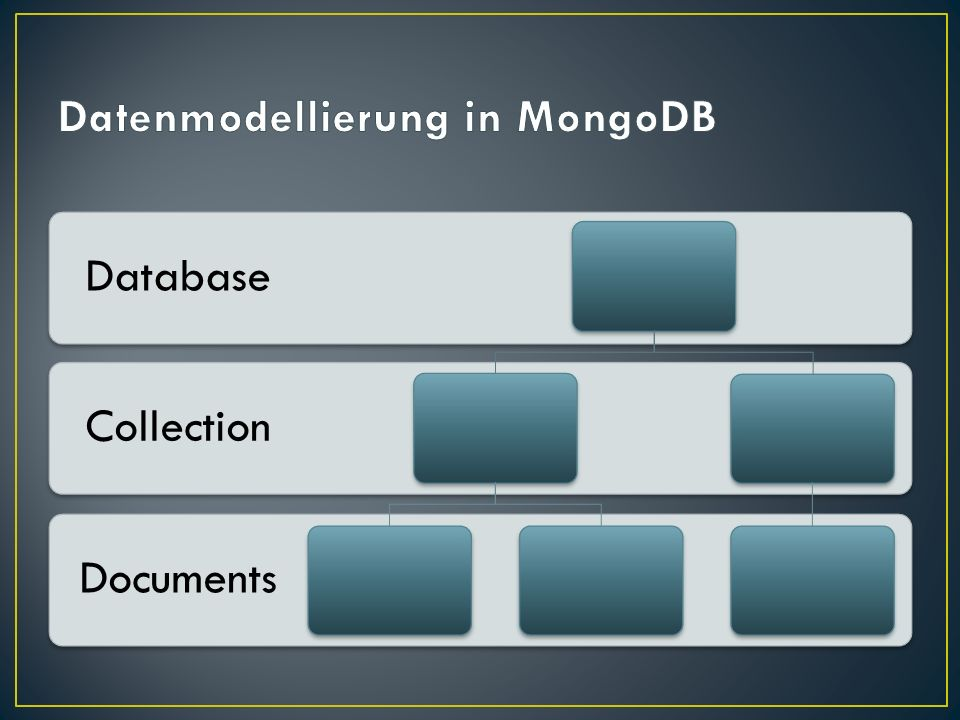 Documents Collection Database