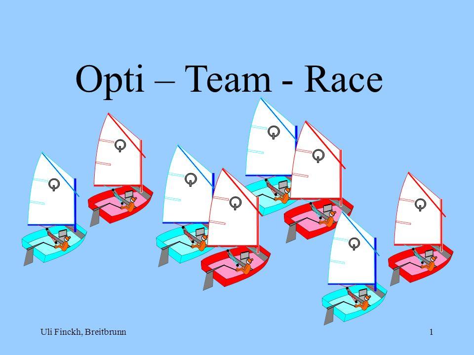 Uli Finckh, Breitbrunn1 Opti – Team - Race