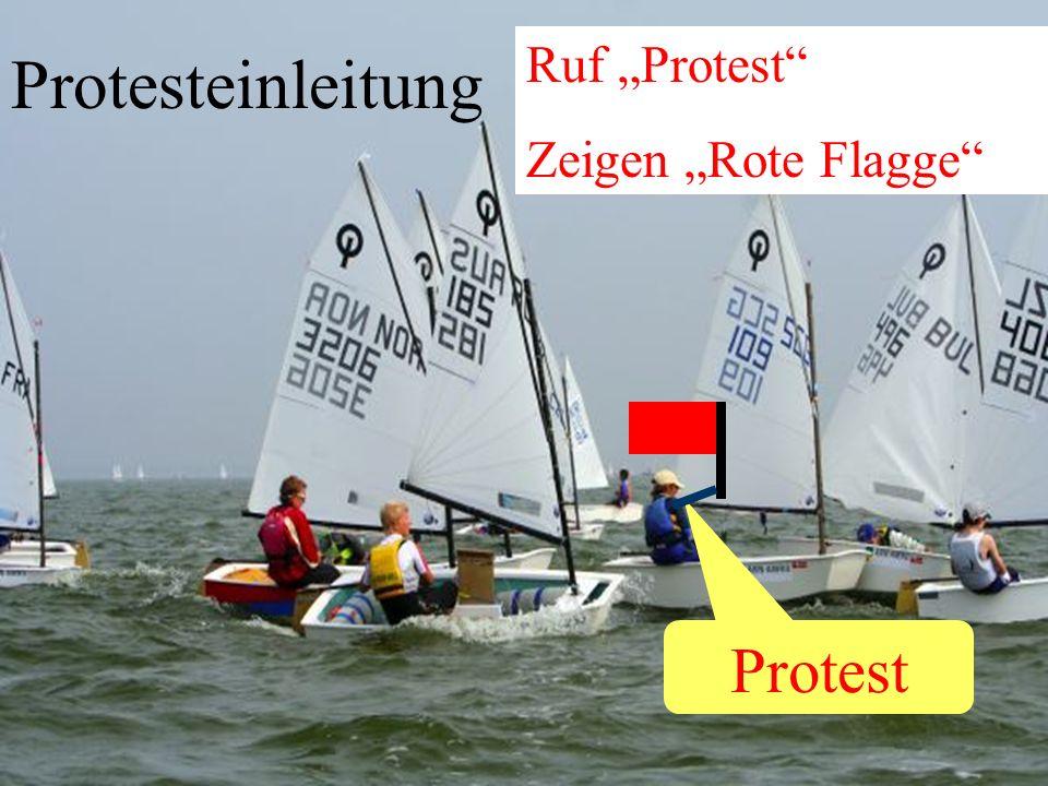 Uli Finckh, Breitbrunn5 Protesteinleitung Protest Ruf Protest Zeigen Rote Flagge