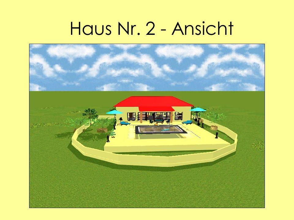 Haus Nr. 2 - Ansicht