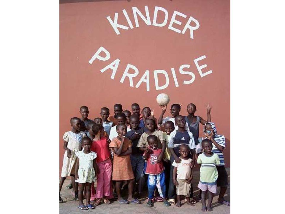 Kinder ParadiseKinder Paradise