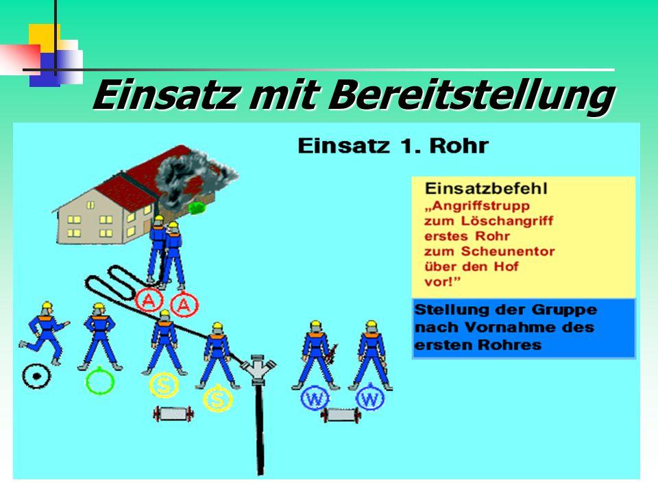 Erstellt von: Billert Karsten45 Einsatz mit Bereitstellung