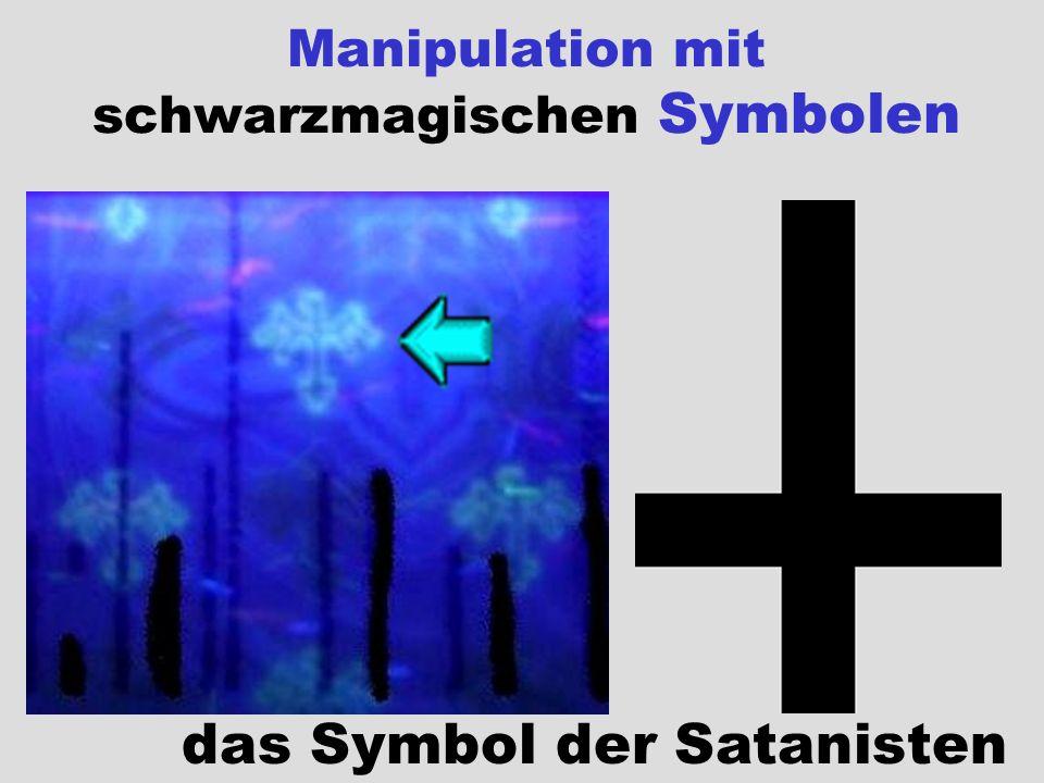 das Symbol der Satanisten