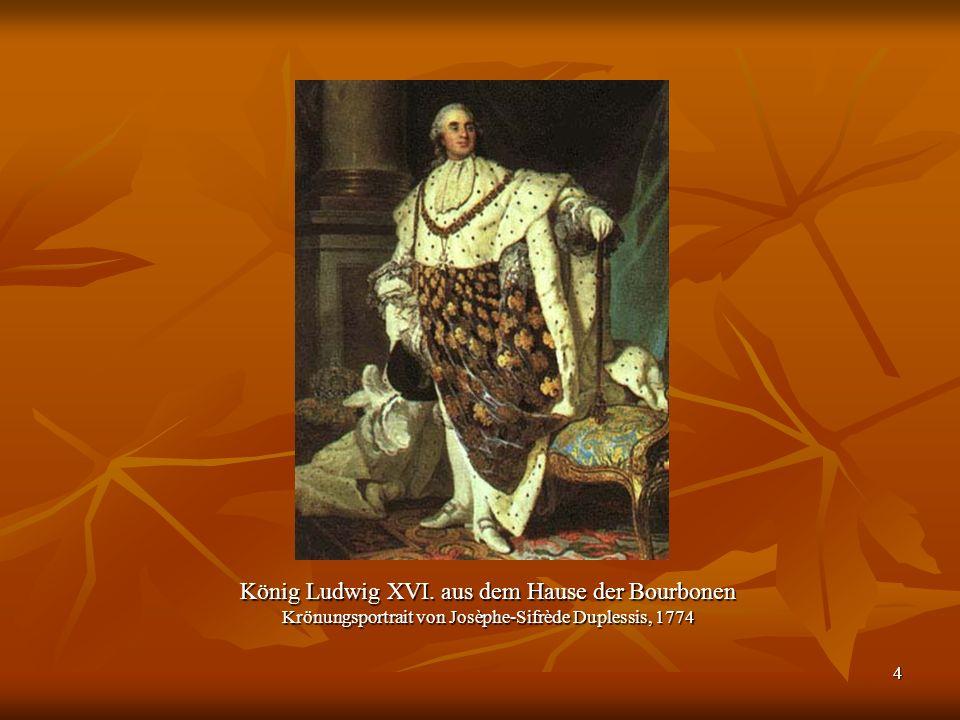 4 König Ludwig XVI.