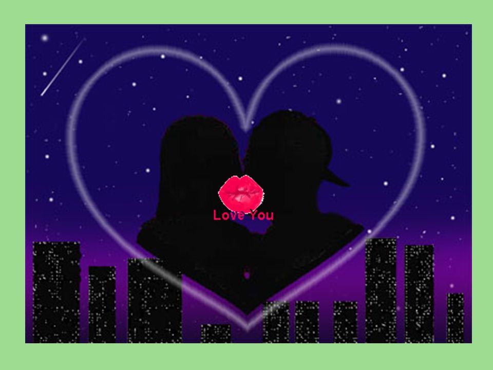 Der leidenschaftliche Kuss
