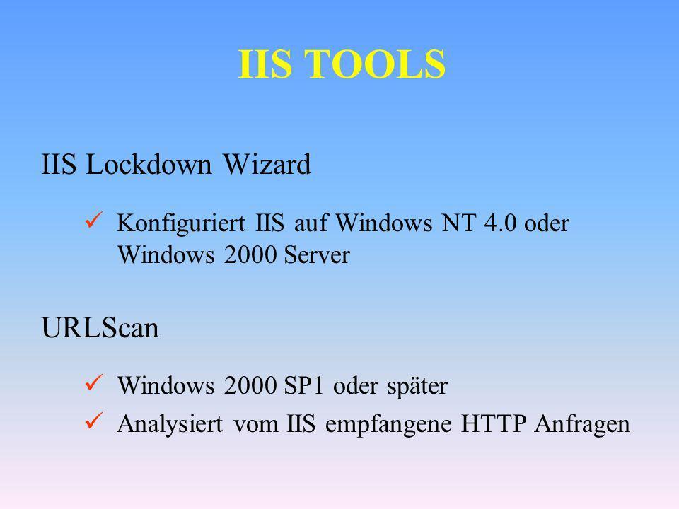 Hotfixes - MS Windows Update Update bei Publikation der Sicherheits Bulletins Voraussetzungen: Internet Explorer muss Cookies und ActiveX Controls erlauben Lokale Administrator Berechtigungen