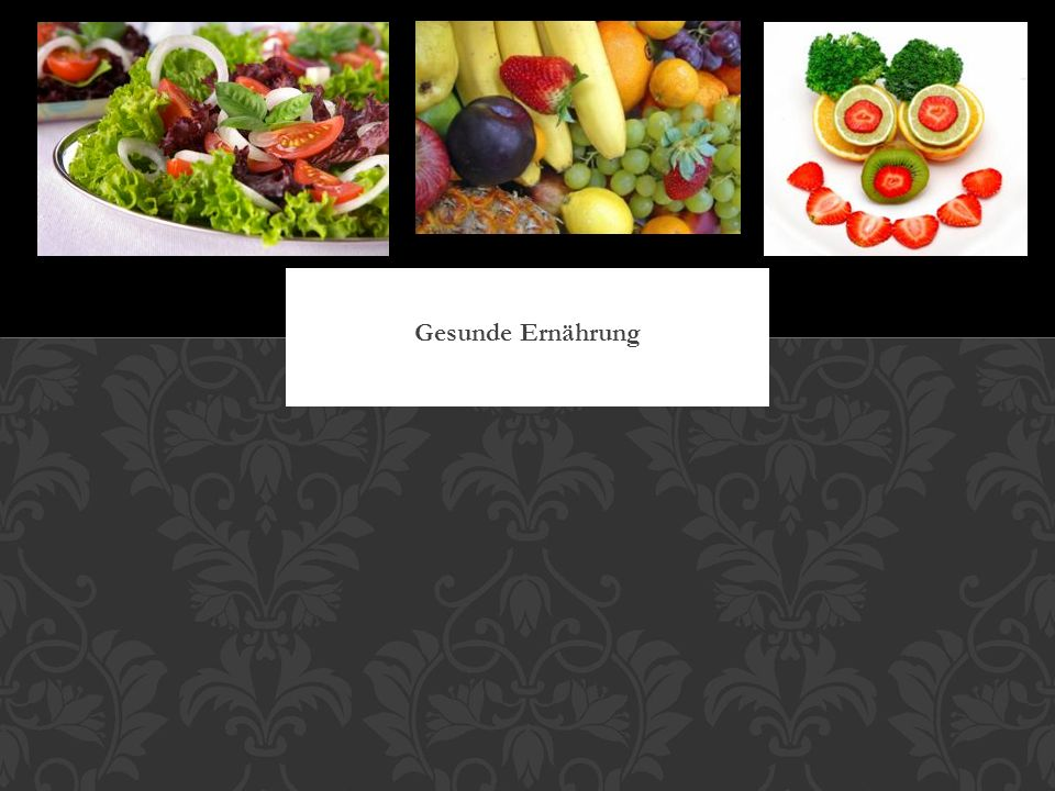 Es wird empfohlen mindestens 3 Mahlzeiten am Tag, aber angedeutet 4-5 Mahlzeiten am gesunden und minimal verarbeiteten Produkten.