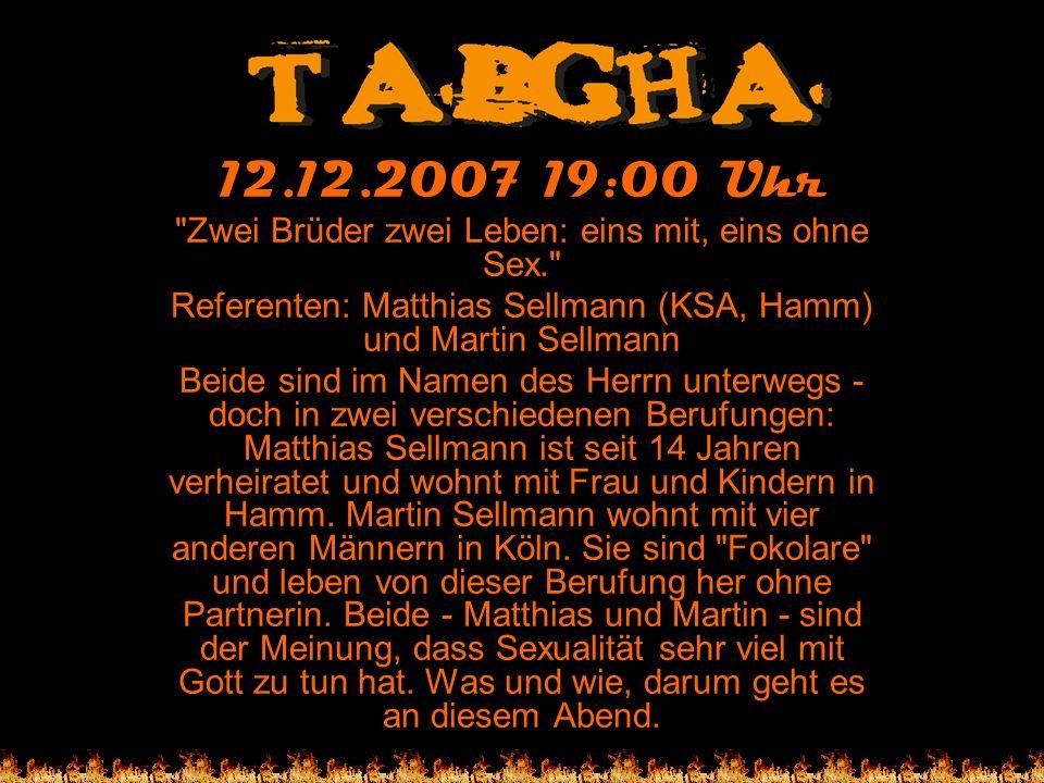 12.12.2007 19:00 Uhr