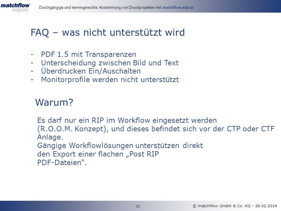 Flache PDF – Native PDF Eine flache PDF ist größer als eine native PDF.