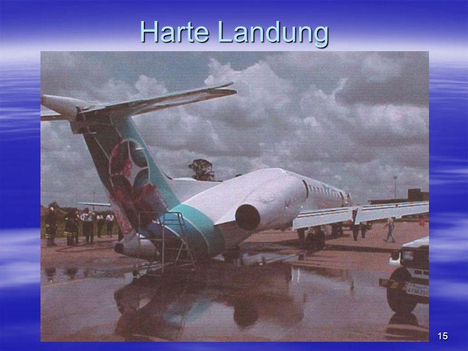 NO COPY – www.fliegerbreu.de 15 Harte Landung