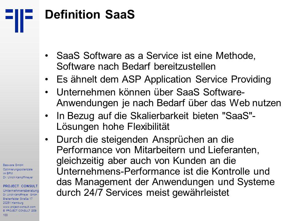 100 Basware GmbH Optimierungspotenziale im BPM Dr.