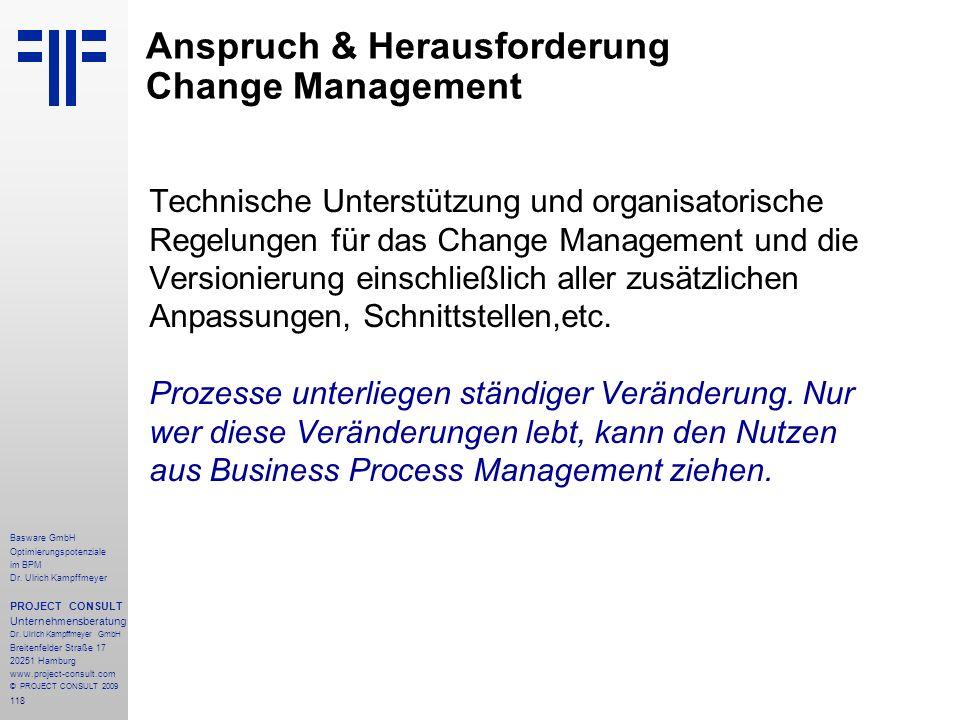 118 Basware GmbH Optimierungspotenziale im BPM Dr.