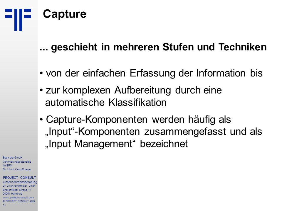 31 Basware GmbH Optimierungspotenziale im BPM Dr.