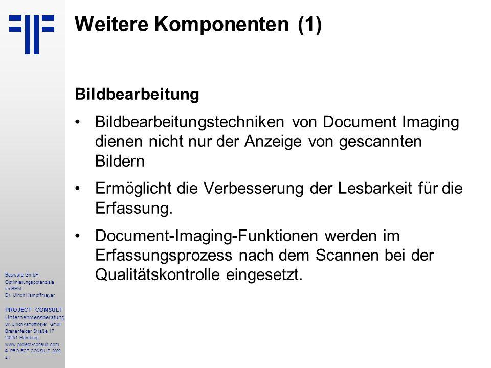 41 Basware GmbH Optimierungspotenziale im BPM Dr.