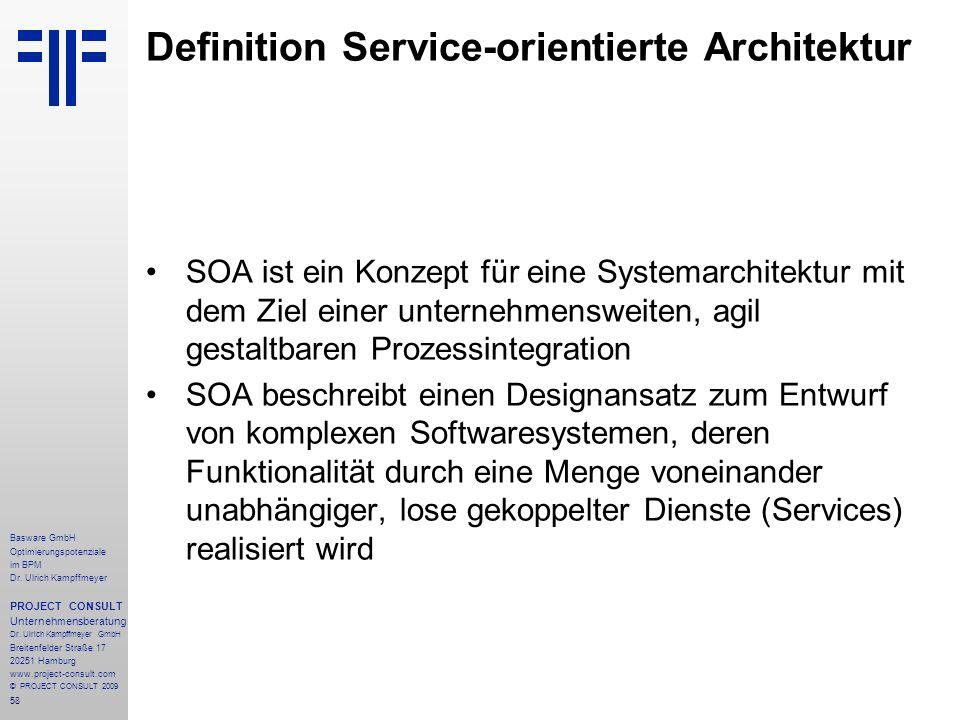 58 Basware GmbH Optimierungspotenziale im BPM Dr.