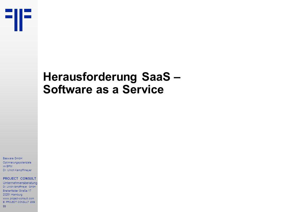 99 Basware GmbH Optimierungspotenziale im BPM Dr.