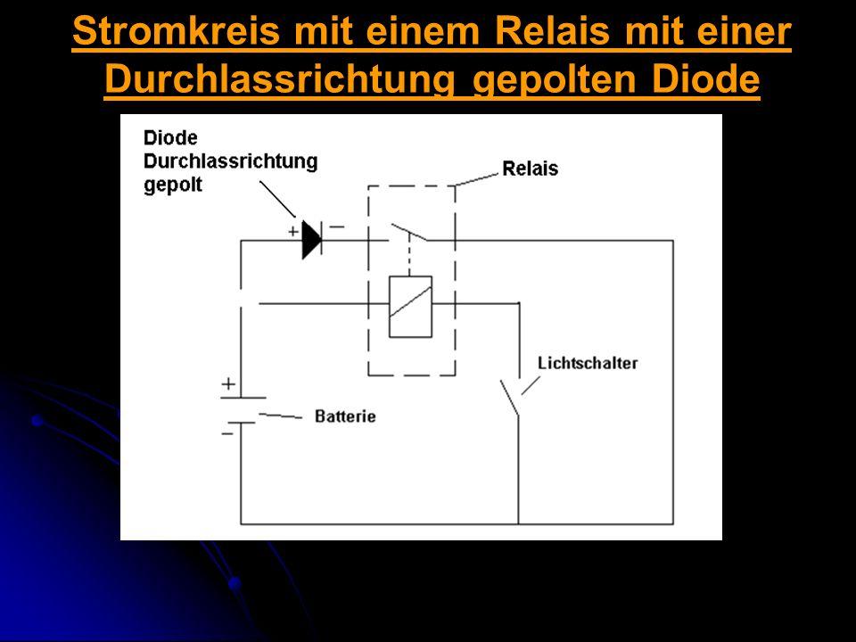 Der Transistor Ein Transistor ist ein elektronisches Bauelement zum Schalten und Verstärken von elektrischen Signalen ohne dabei mechanische Bewegungen auszuführen.